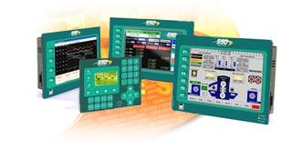 Interface Homem Máquina TS8000 Sensível ao Toque