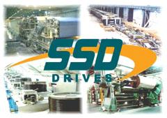 A SSD Drives é lider em acionamentos CA, CC e Servo.